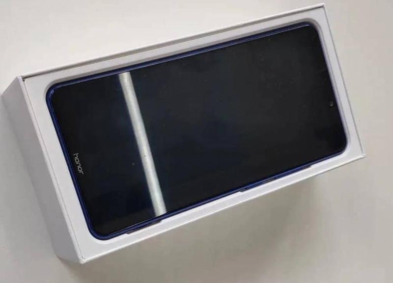 Huawei Honor Note 10: Imagem mostra traseira diferente do esperado