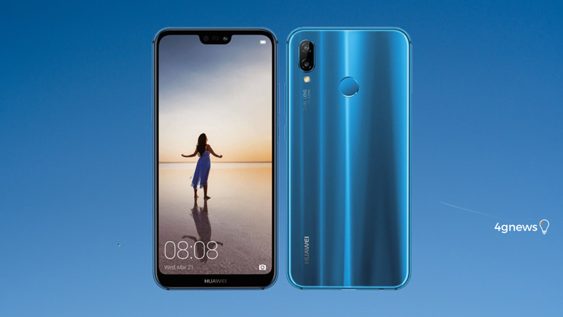 Huawei P20 Lite Android Apple iPhone 8 iOS