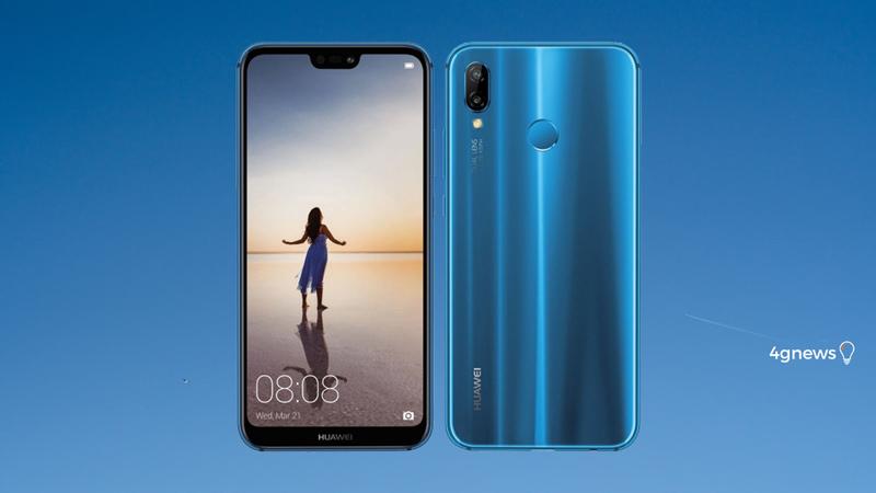 Especificações do Huawei Nova 3 emergem antes da sua apresentação