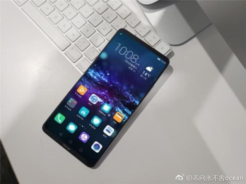 Honor Note 10 Huawei Android Oreo