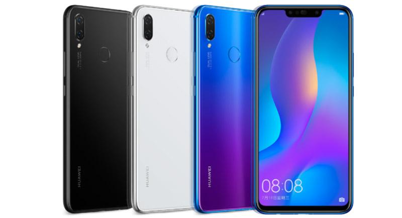 Huawei Nova 3i Kirin 710 Android Oreo