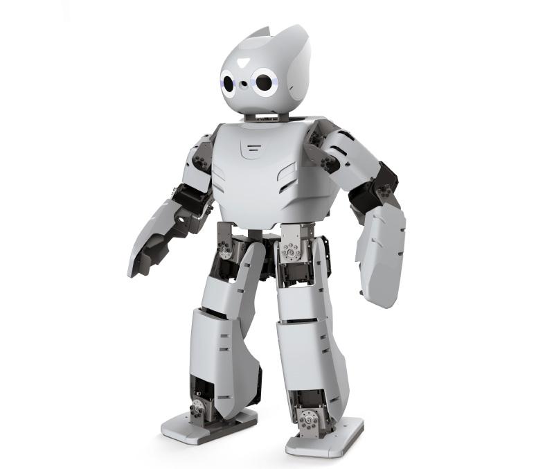 LG Bossa Nova Android Oreo Google ThinQ robótica