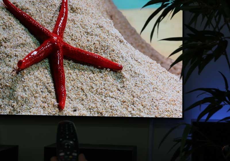 LG C8 4K OLED TV