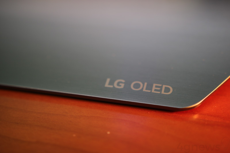 LG C8 4K OLED TV LG G7 ThinQ Android