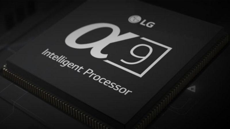LG C8 OLED TV 4K
