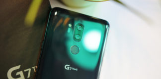LG G7 ThinQ Android Android Pie Google