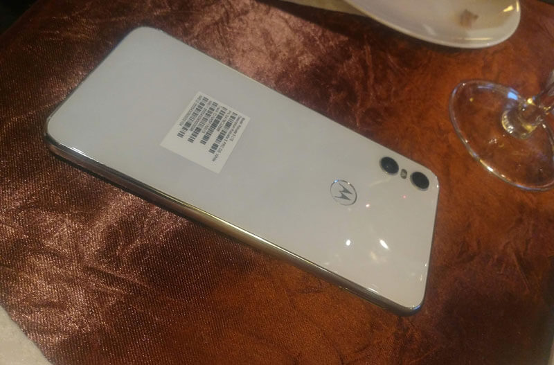 Motorola One: A imagem do próximo Android One a chegar ao mercado