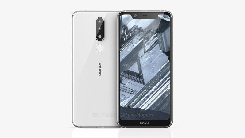 Nokia 5.1 Nokia X5 Android Oreo HMD Google