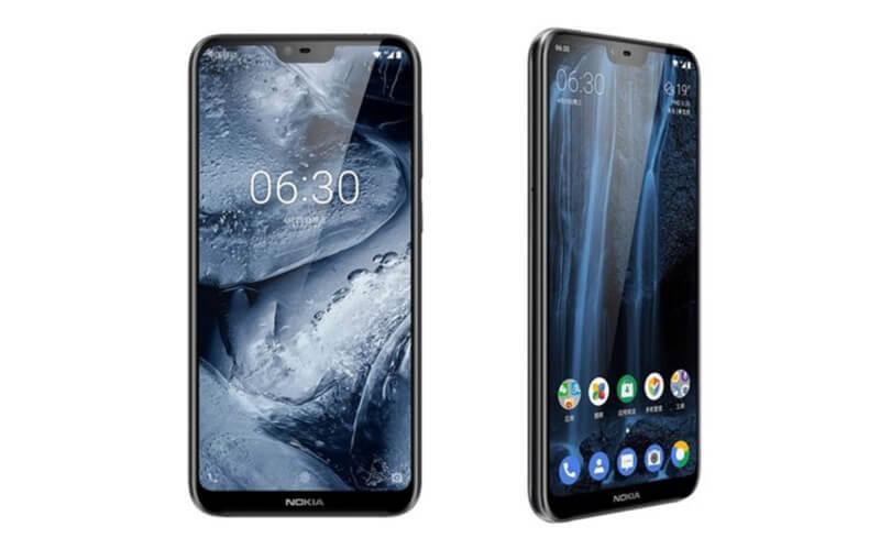 Android. Nokia 6.1 Plus com especificações e design reveladas
