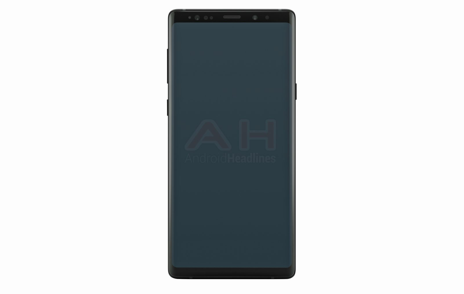 Samsung Galaxy Note 9 será basicamente um Note 8