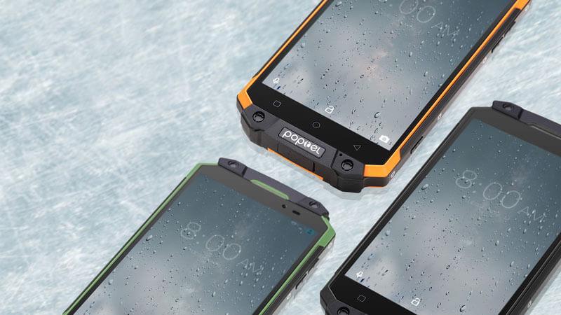 Poptel P9000 Max: O novo smartphone robusto Android com super bateria