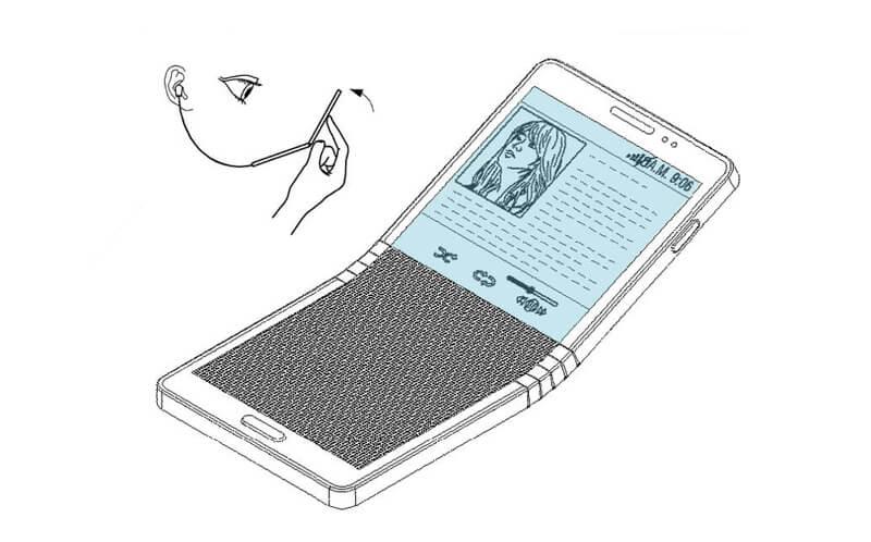 Samsung Galaxy X: Esta patente mostra-nos o que esperar da tecnologia