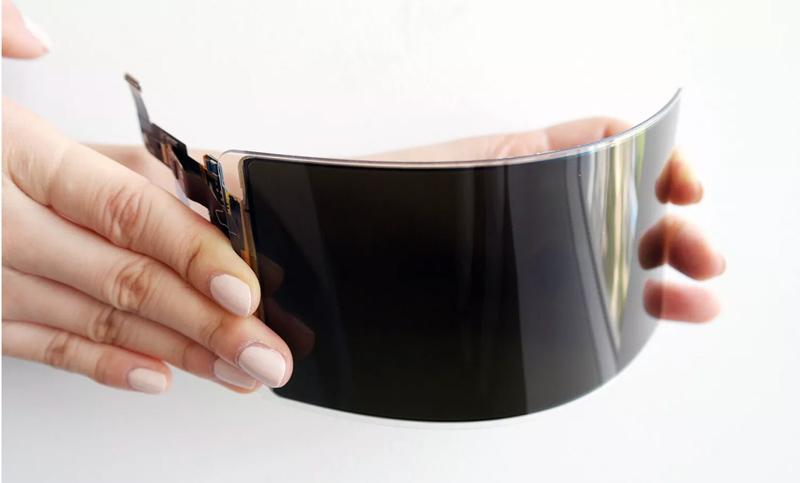 Samsung certifica o seu novo ecrã OLED inquebrável