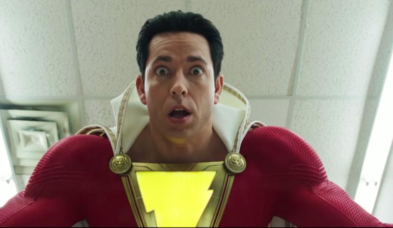 Shazam é o próximo filme da DC com um Super Herói pouco provável