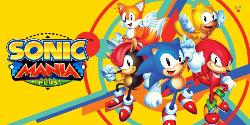 Sonic Mania, Playstation, Xbox, SEGA, Mega Drive, Sonic Mania Plus
