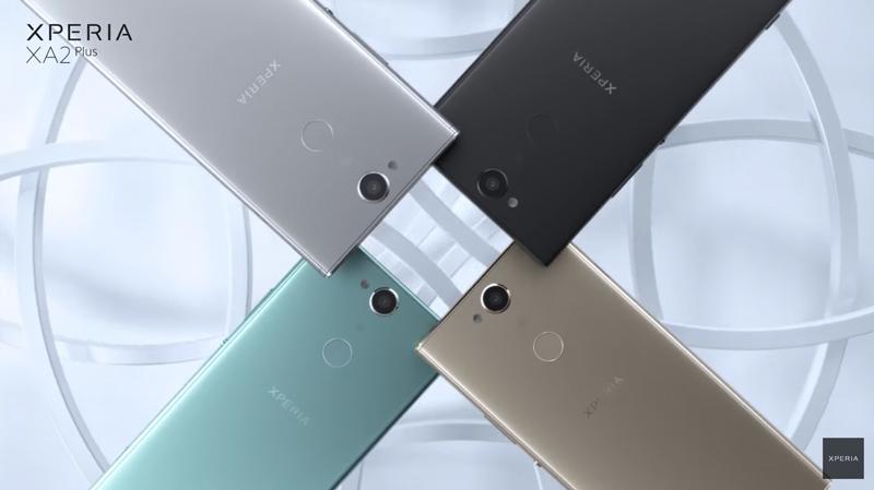 Android. Sony Xperia XA2 Plus anunciado oficialmente