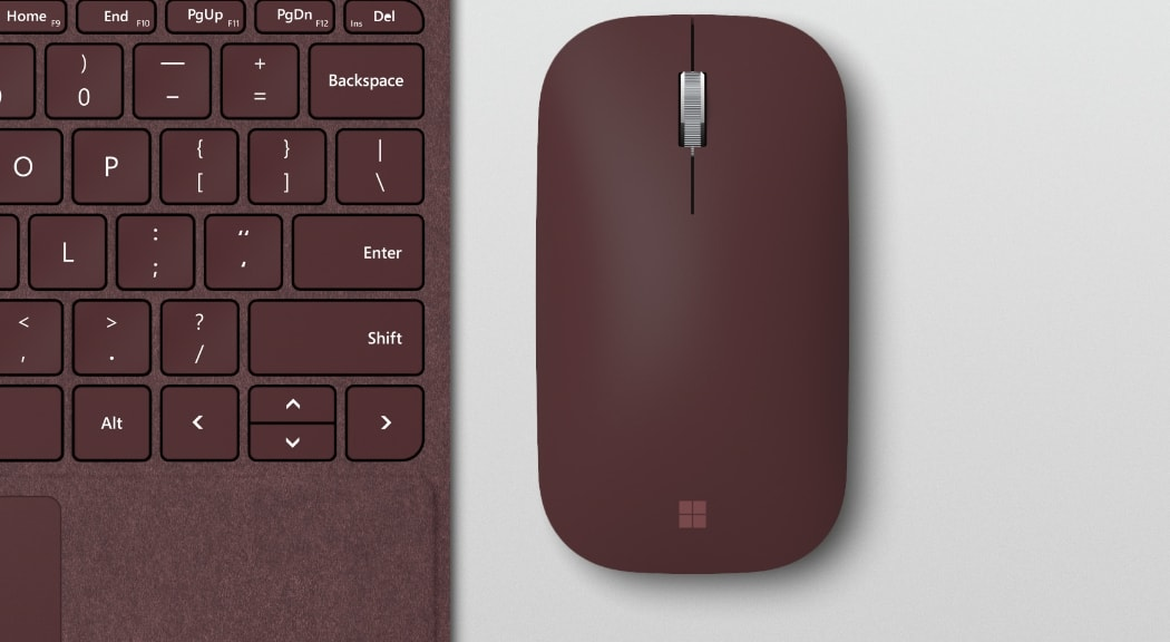 Surface Go Microsoft Surface Mobile Mouse