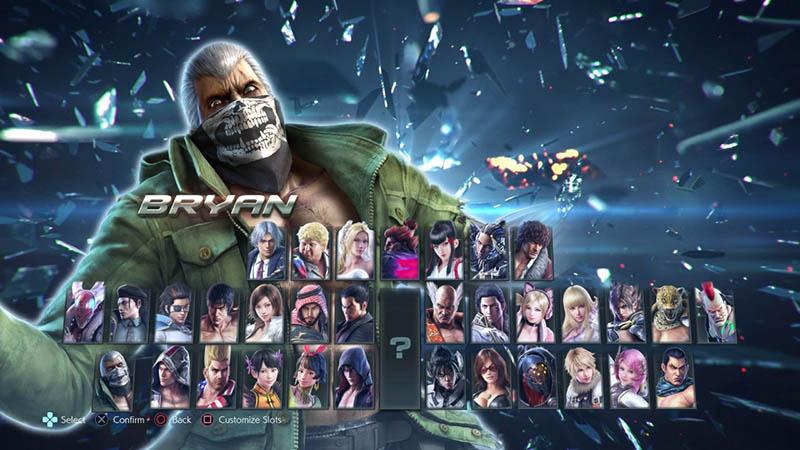 Tekken 7, Tekken, arcade, combate 1 jogo
