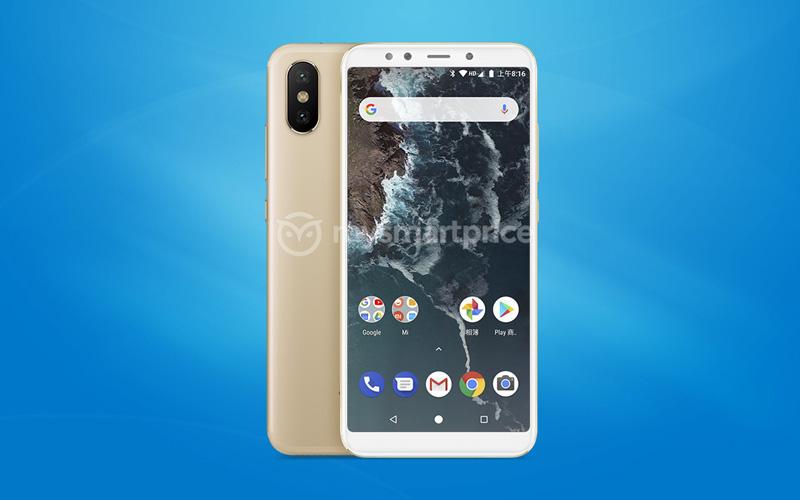Android One: Xiaomi Mi A2 chegará ao mercado em 3 cores