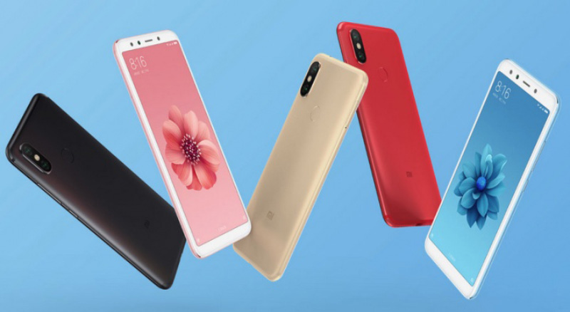 Xiaomi Mi 6X Android One