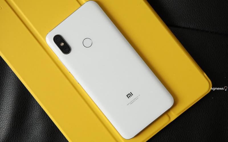 Xiaomi Mi 8 MIUI 10 Android Pie