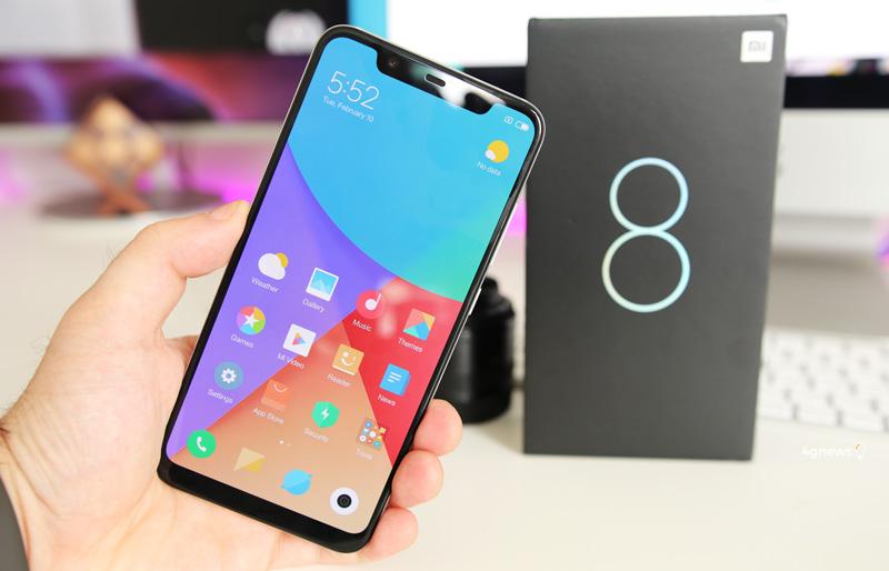Xiaomi Mi 8: Smartphone está com um preço que não deves ignorar