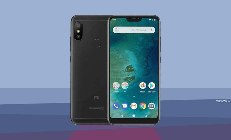 Xiaomi Mi A2 Lite com Android One já está disponível para compra