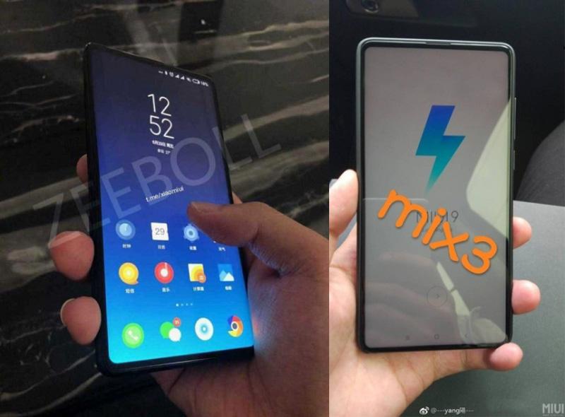 Xiaomi Mi MIX 3 Android Oreo