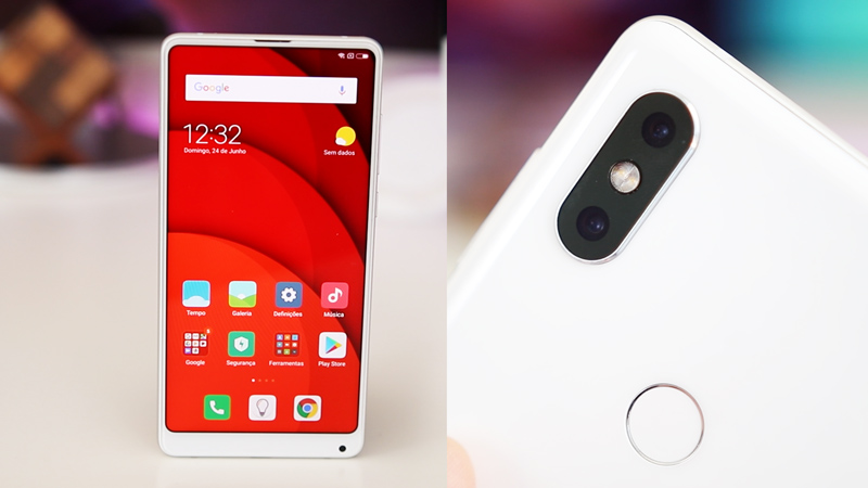 Xiaomi Mi MIX 2S Android P Google Mi 8