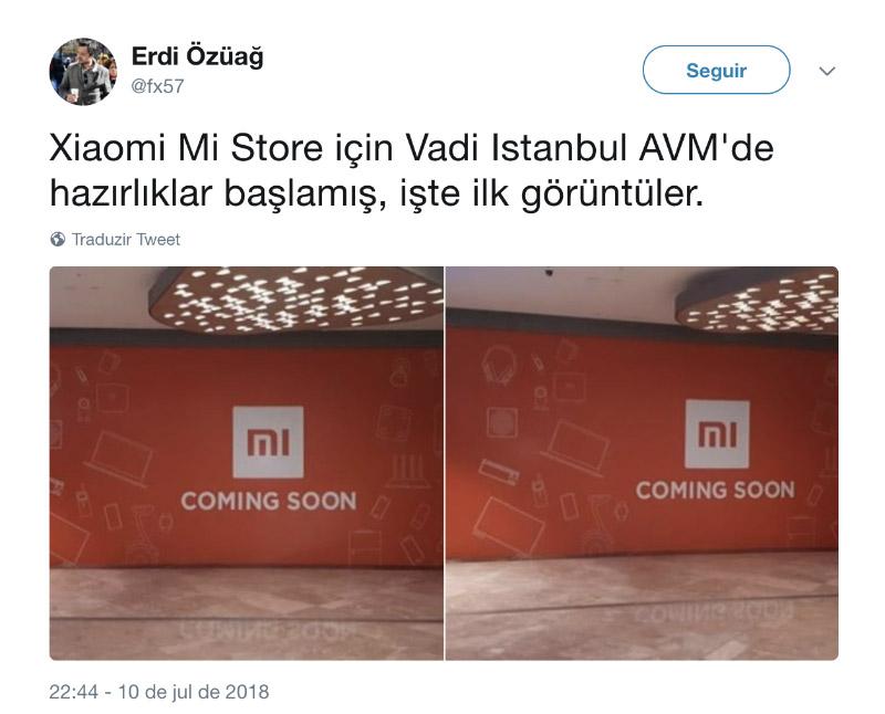Xiaomi Turquia Android