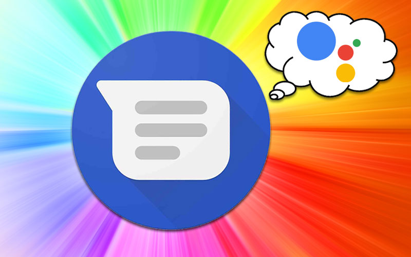 Android Messages Google Assitant 4gnews