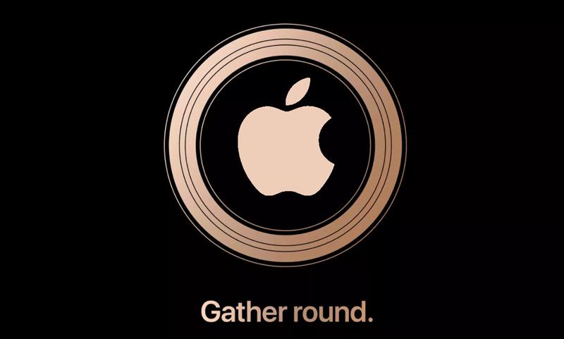 Apple iPhone evento