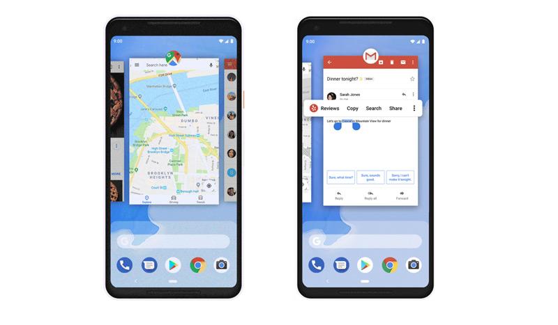 Google seguirá a ideologia do iOS 12 no novo Android Pie 9.0