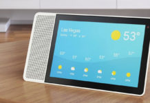 Google Lenovo Smart Display 4gnews Google Assistant Alexa