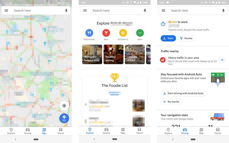 Google Maps navegação Waze 4gnews