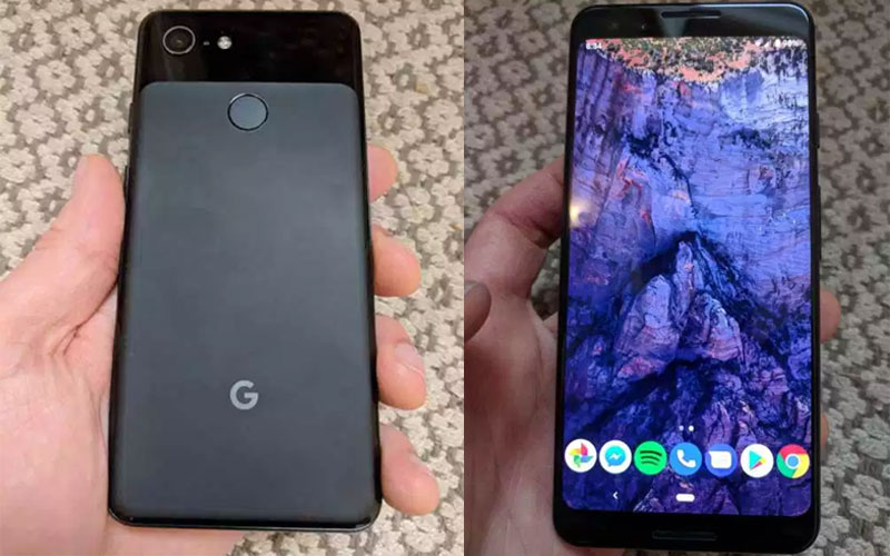 Google Pixel 3 hands on Android Pie 4gnews