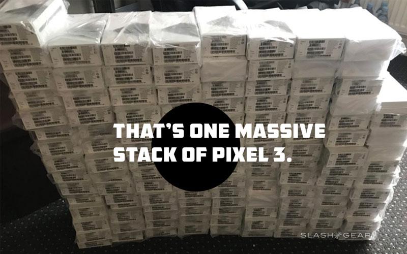 Google Pixel 3 XL mercado negro 4gnews