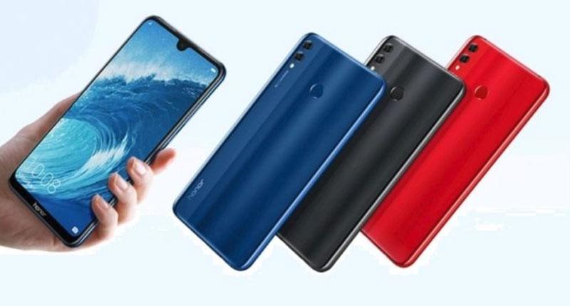 Huawei Honor 8X notch gota de água 4gnews