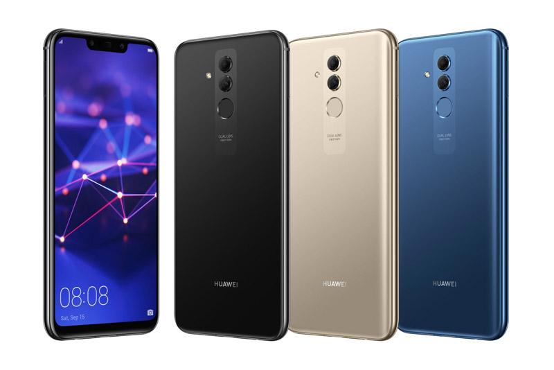 Huawei Mate 20 Lite: Confirmadas algumas das suas especificações