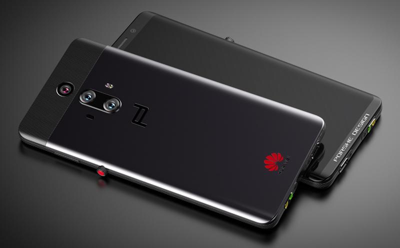 Huawei Mate RS Turbo é um conceito que nos faz sonhar