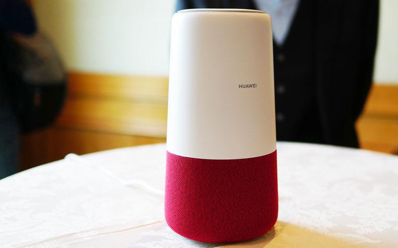 Huawei AI Cube Google Home Amazon Echo 4gnews