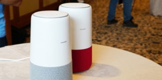 Huawei AI Cube Google Home Amazon Echo 4gnews