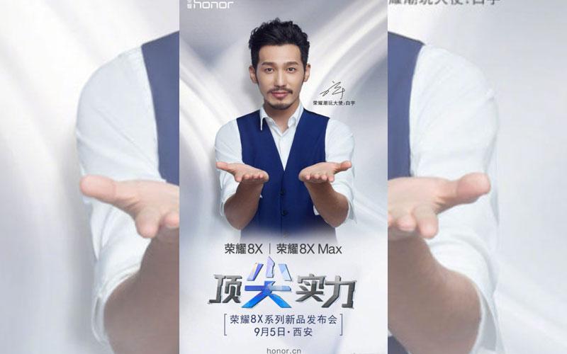 Huawei Honor 8X Max 4gnews
