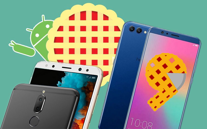 EMUI 9.0 Huawei Honor Android Pie ROM AOSP 4gnews