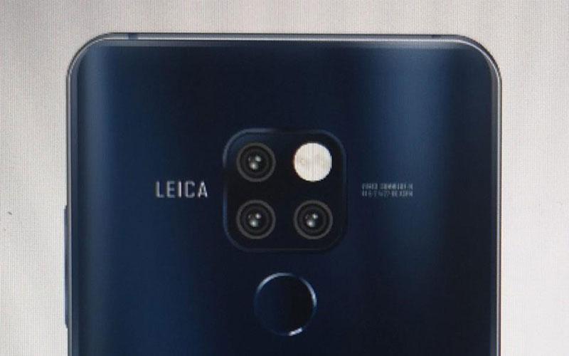 Huawei Mate 20 Pro android emui 9 4gnews topo de gama