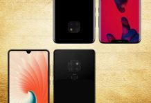 Huawei Mate 20 Pro design 4gnews