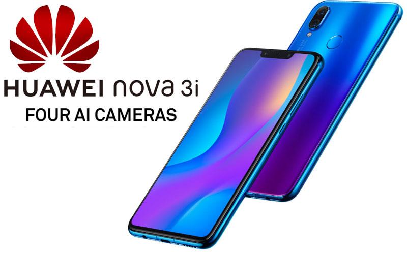 Huawei Nova 3i flash sale 4gnews