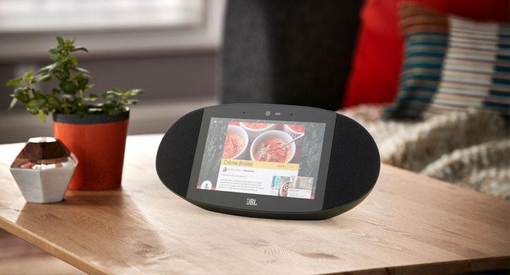 JBL Smart Display Google Assistant Google Home Amazon Alexa 4gnews