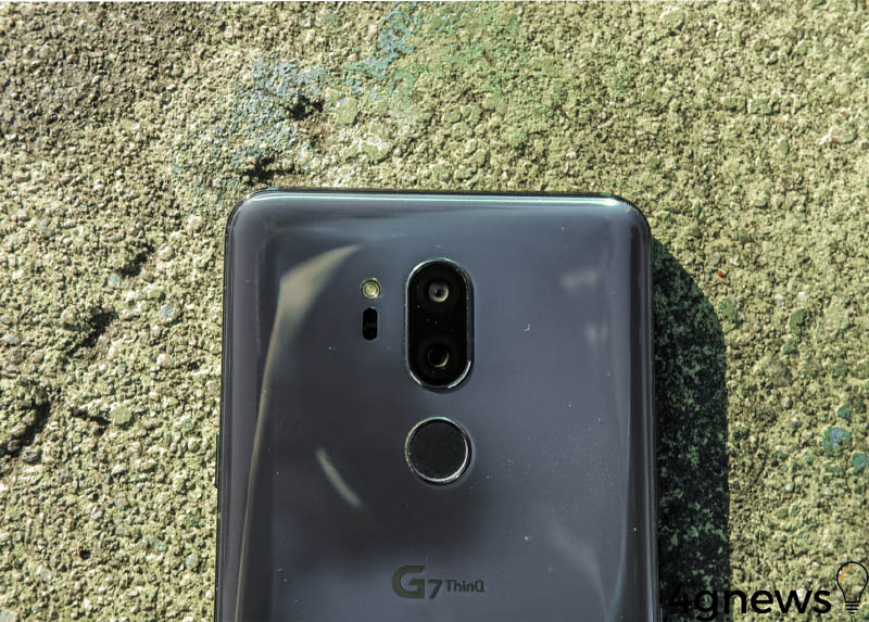 LG G7 ThinQ Android dispositivos móveis