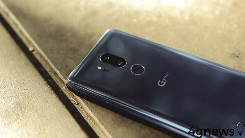LG G7 Android Oreo Google review